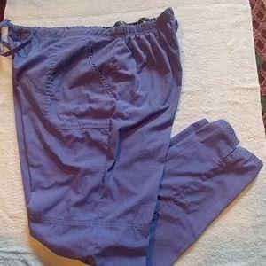 Scrubstar pants sz large
